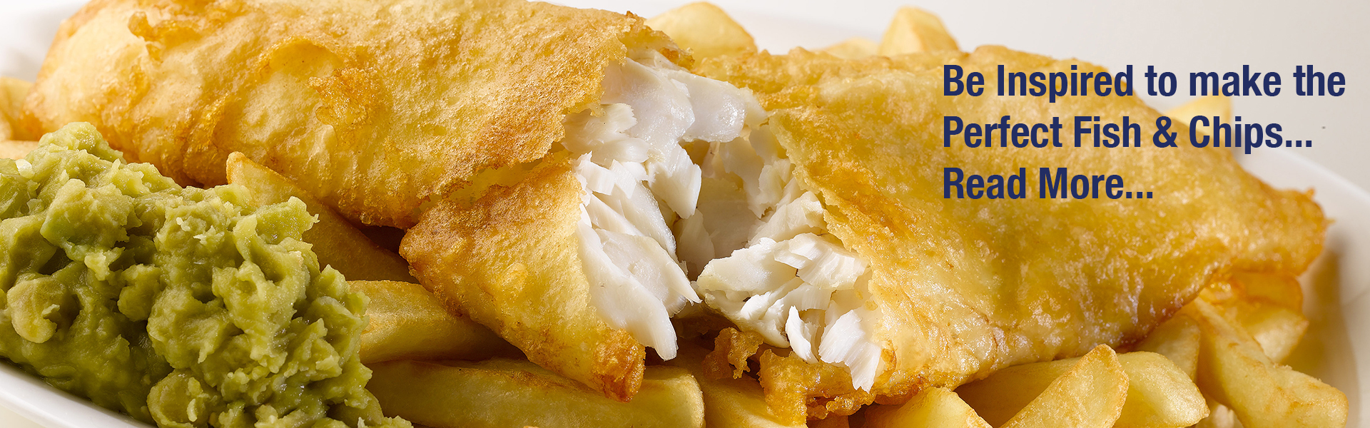 Be Inspired to Make the Perfect Fish & Chips