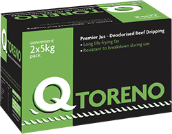 Q TORENO - Premier Jus for Premier Results
