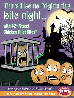 Don't Be Scared - Have a Bit of Fun this Fright Night!