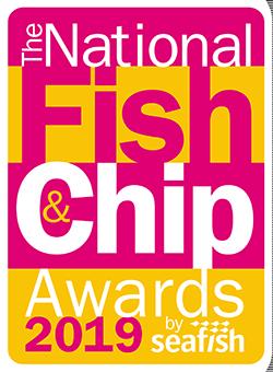 The National Fish & Chip Awards - Winner 2019