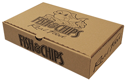 Introducing Our Brown Corrugated Fish and Chip Boxes