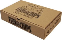 Brown Corrugated Boxes - Give your product the finish it deserves!