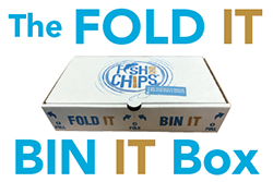 Fold It Bin It - Corrugated Boxes