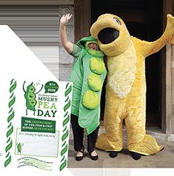 International Mushy Pea Day Returns for 2018