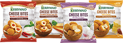 Introducing Kerrymaid Cheese Bites