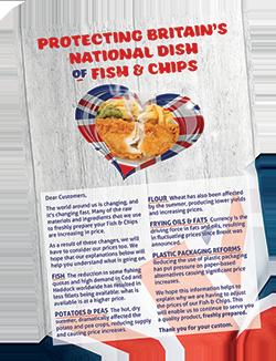 Protecting Britain's National Dish of Fish & Chips