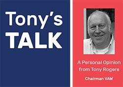 Tony's Talk - Packaging Quandary!