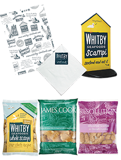 Whitby Seafoods - New POS Available...