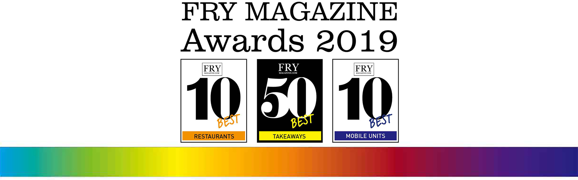 Fry Magazine's Top 50 Award