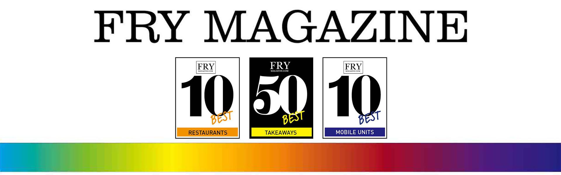 Fry Magazine's Top 50 Award