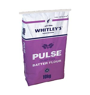 Whitley's Pulse Gluten Free Batter Flour - Featured Product