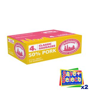 42nd Street Classic Sausages - 4s - Featured Product