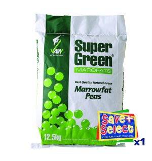 Super Green Peas - Featured Product