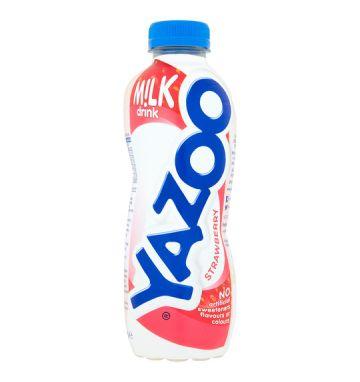 YAZOO Milkshake - Strawberry