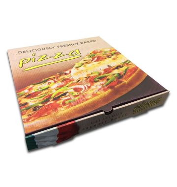Corrugated Pizza Boxes - 7""