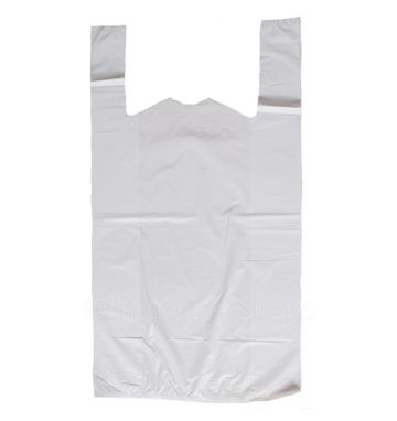 Dragon White Vest Carriers (11 x 17 x 21)