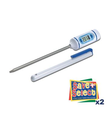 Digital Food Probe Thermometer