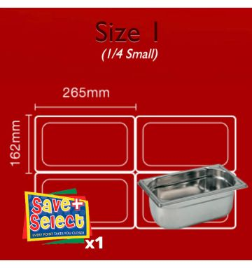 Easy Bags - Bain Marie Liners - Small