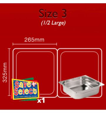 Easy Bags - Bain Marie Liners - Large