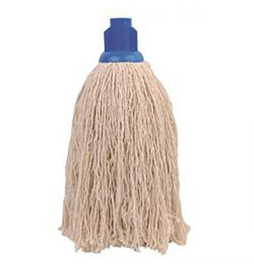 Plastic Socket Mop Heads '14s' Cotton