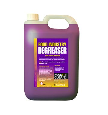 Keep It Clean Food Industry Degreaser