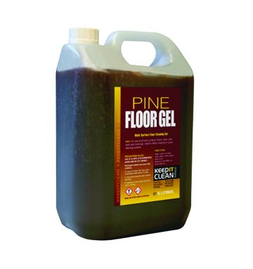 Keep It Clean Pine Floor Gel