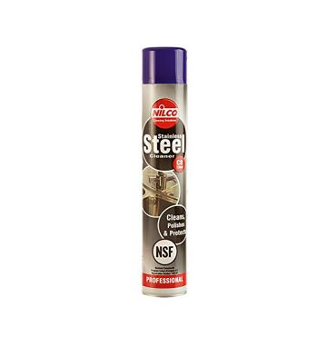 NILCO Stainless Steel Cleaner Aerosol