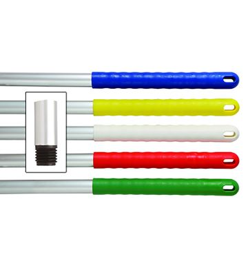 Strong Hygienic Mop Handle (Threaded)