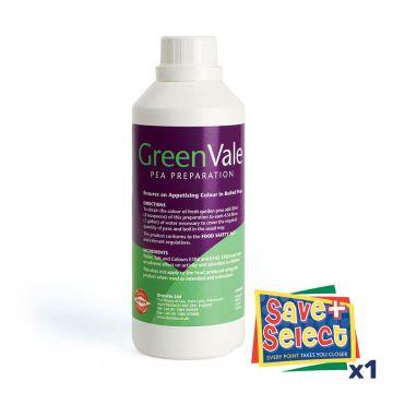 Greenvale Pea Colouring