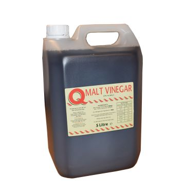 Q Malt Vinegar Brown Distilled