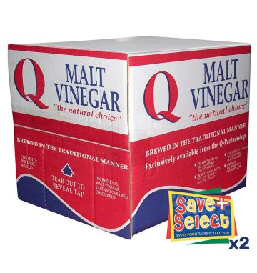 Malt Vinegar (Bottle in Box with Tap)