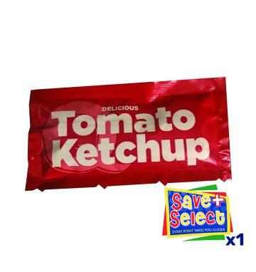 Q Ketchup Sachets
