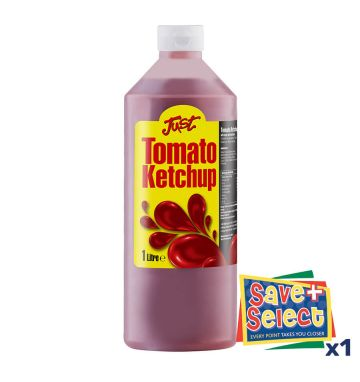 Just Squeezy Tomato Ketchup