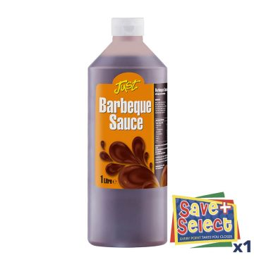 Just Squeezy Barbecue Sauce