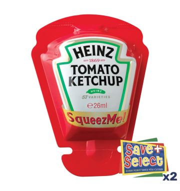 SqueezMe Tomato Ketchup