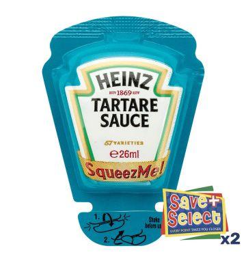 SqueezMe Tartare Sauce