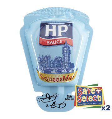 SqueezMe HP Sauce