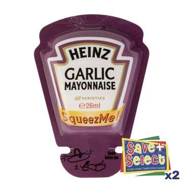 SqueezMe Garlic Sauce