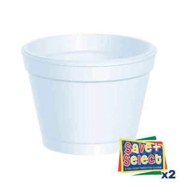 Polystyrene Containers - 4oz