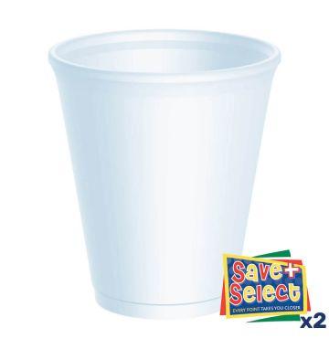 Polystyrene Cups - 8oz