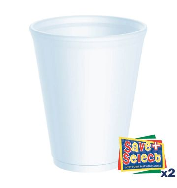 Polystyrene Cups - 10oz