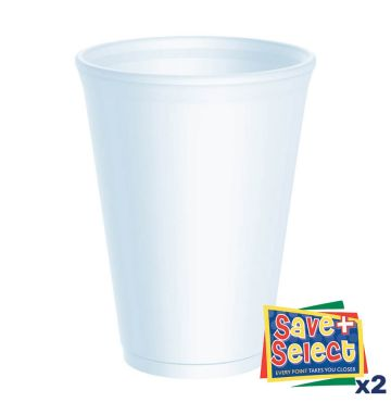 Polystyrene Cups - 12oz