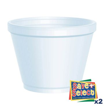 Polystyrene Containers - 12oz