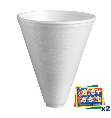 12oz Chip Cones