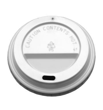 Domed Sip Lids - 10-12oz/300 - 340ml