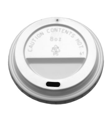 Domed Sip Lids - 8oz/227ml