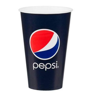 Pepsi Paper Cups - 12oz