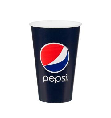 Pepsi Paper Cups - 16oz