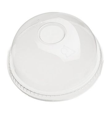 PET Domed Lid 300ml