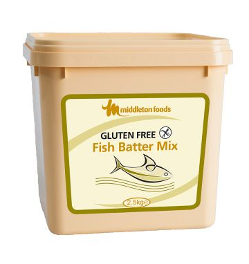 Middletons Gluten Free Batter